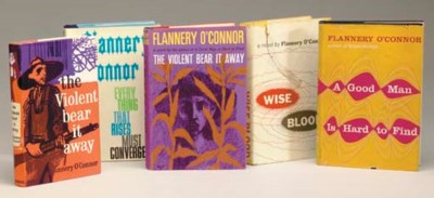 O'CONNOR, Flannery (1925-1964)