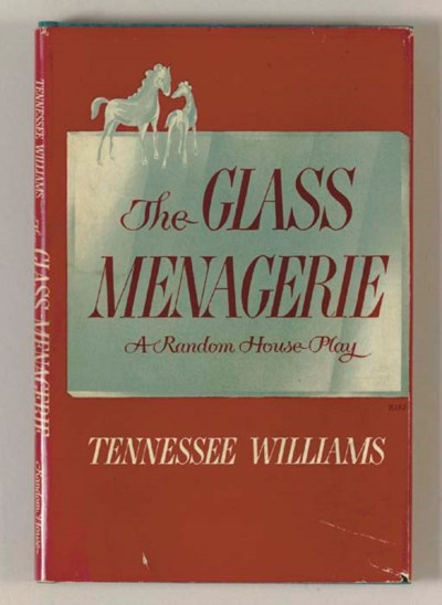 WILLIAMS, Tennessee.  The Glas