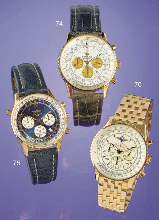 BREITLING. A FINE LIMITED EDIT