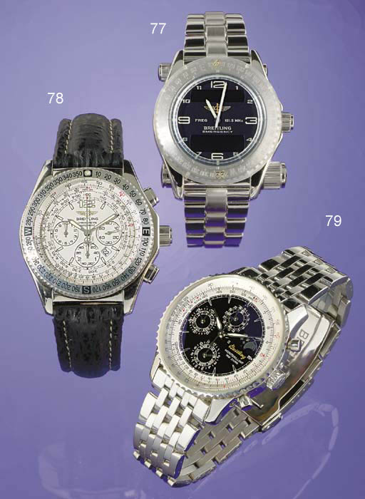 BREITLING. A SPECIAL SERIES ST