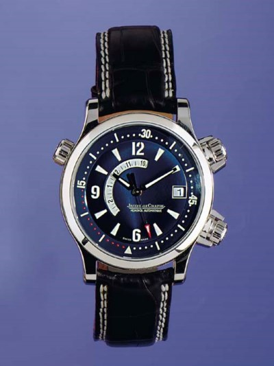 JAEGER-LECOULTRE. A RARE OVERS