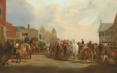 HENRY A. WOOLLETT (BRITISH, op