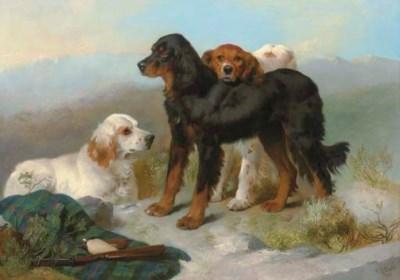 GEORGE WILLIAM HORLOR (BRITISH