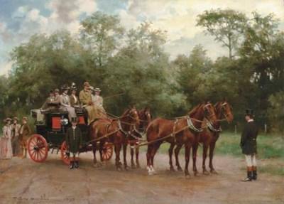 Thomas Eyre Macklin (British,