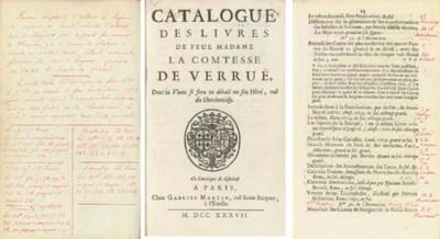 VERRUË, Jeanne-Baptiste d'Albe