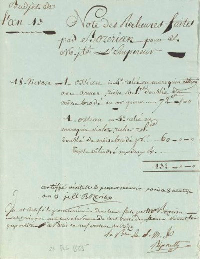 BOZERIAN, Jean-Claude (bookbin