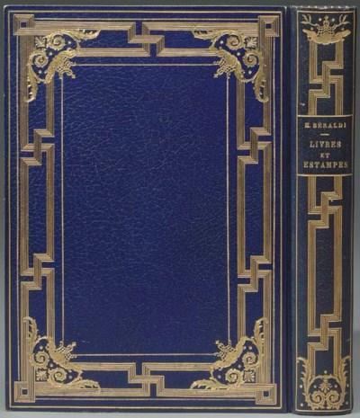 BERALDI, Henri (1849-1931). Es