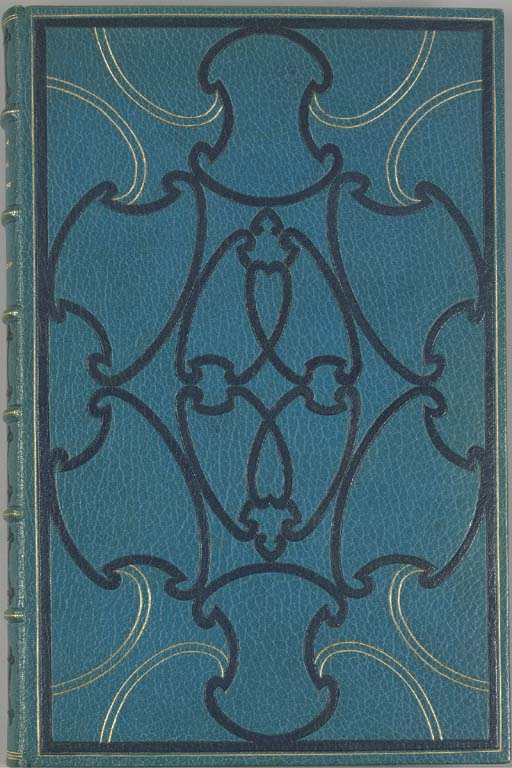 HOBSON, Geoffrey Dudley (1882-1949). English Binding before 1500. Cambridge: Walter Lewis at the University Press, 1929.