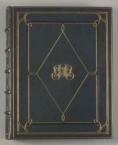 HOBSON, Geoffrey Dudley (1882-