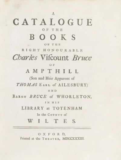 BRUCE, Charles, Viscount (1682