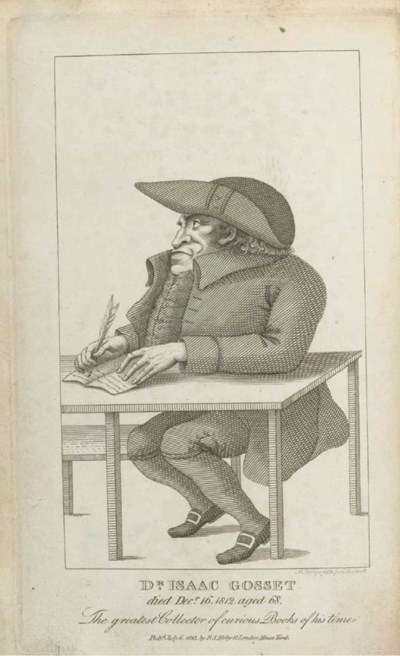 GOSSETT, Isaac (1735-1812) --