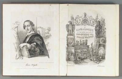WALPOLE, Horace, Fourth Earl o