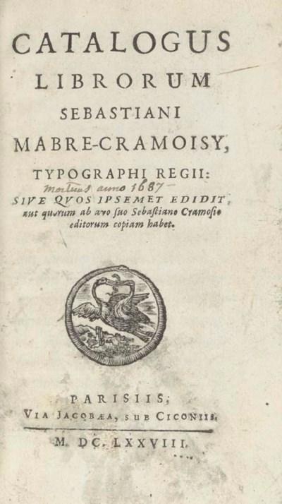 MABRE-CRAMOISY, Sebastien (164