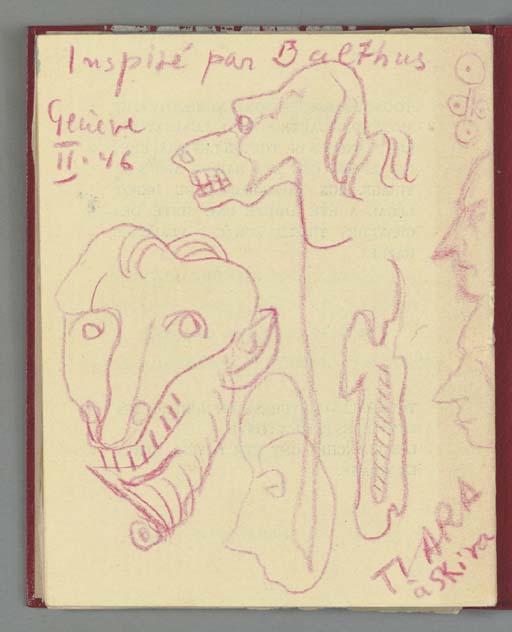 KAHNWEILER, Daniel Henry (1884-1979). Editions de la Galerie Simon. [Paris: Galerie Simon], April 1925.