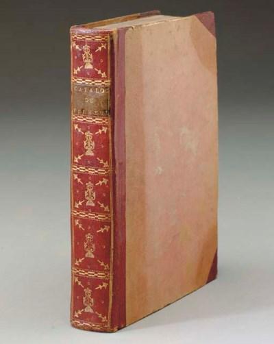 CHARDIN, Charles (d. ca. 1844)