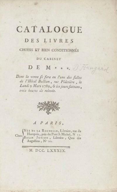 HANGARD, Dincourt d' -- Jean-F