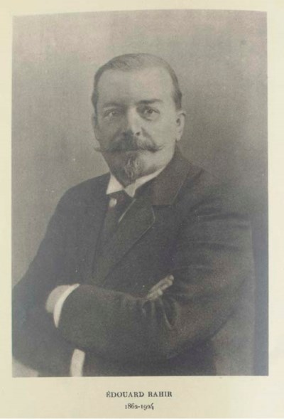 RAHIR, Édouard (1862-1924) --