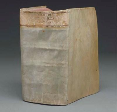 DRAUD, Georg (1573-1673) -- Bi