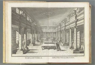 GREIFSWALD, University Library