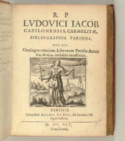 JACOB de Saint-Charles, Louis
