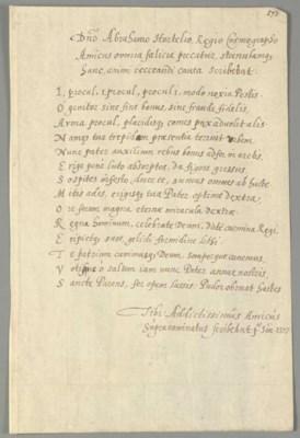 MORETUS, Johannes (c. 1543-161