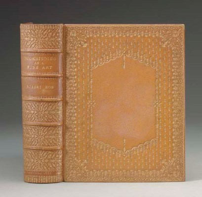 HOE, Robert (1839-1909). A lec