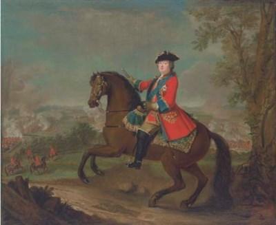 David Morier (Bern 1701-2 - Lo