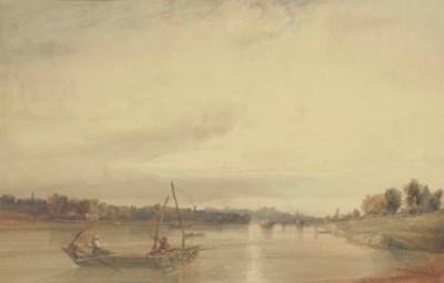 WILLIAM CALLOW (British, 1812-