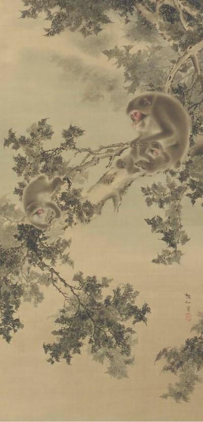 After Mori Sosen (19th Century