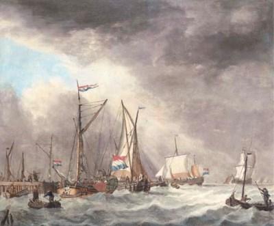 Jan Verbruggen (Enkhuizen 1712