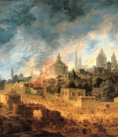 Daniel van Heil (Brussels 1604