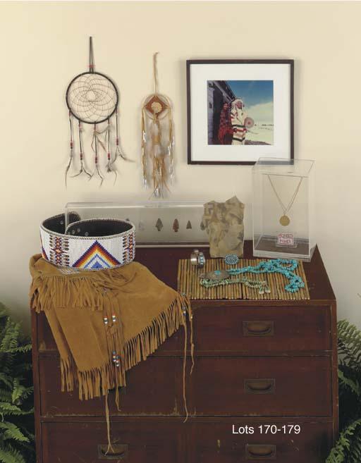 American Indian Artifacts/Jewe