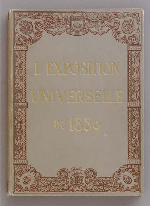 MONOD, E. L'Exposition univers