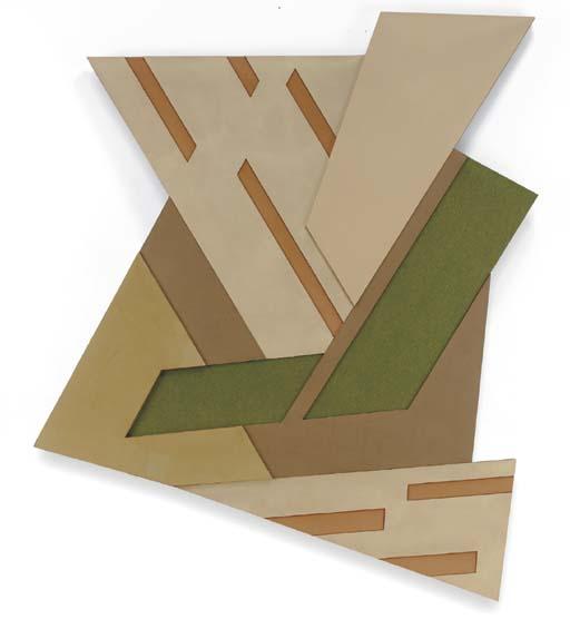 Frank Stella (b. 1936)