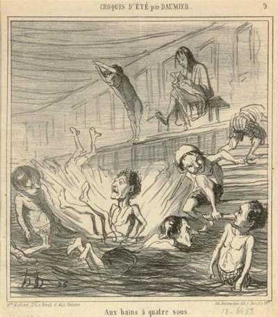 After Honoré Daumier (1808-187