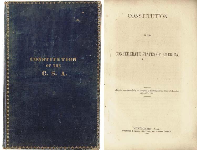 [CONFEDERATE STATES OF AMERICA