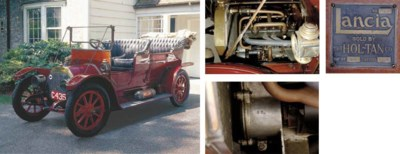 Believed second Lancia built a
