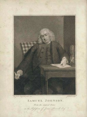 BOSWELL, James (1740-1795). Th