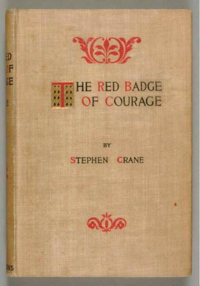 CRANE, Stephen (1871-1900).  T