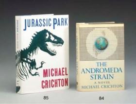 CRICHTON, Michael (b. 1942). The Andromeda Strain.  New York