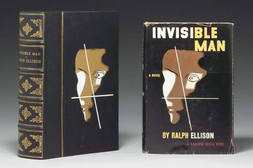 ELLISON, Ralph (1914-1994). In
