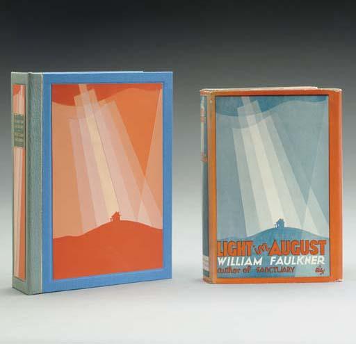 FAULKNER, William.  Light in A