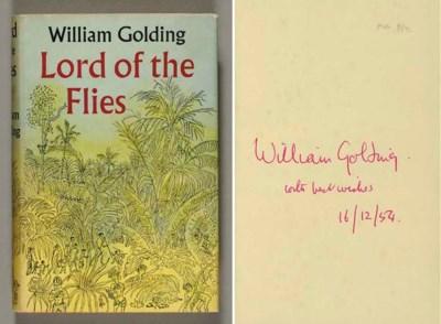GOLDING, William (1911-1993).
