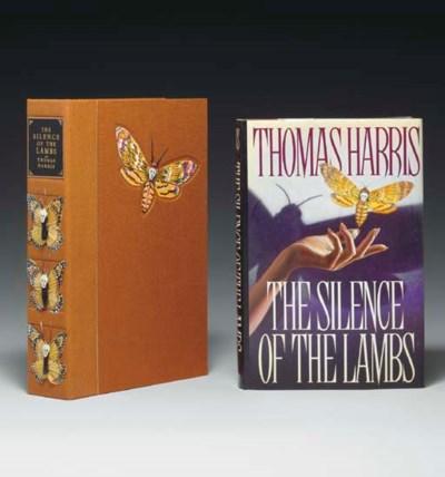 HARRIS, Thomas (1940- ).  The