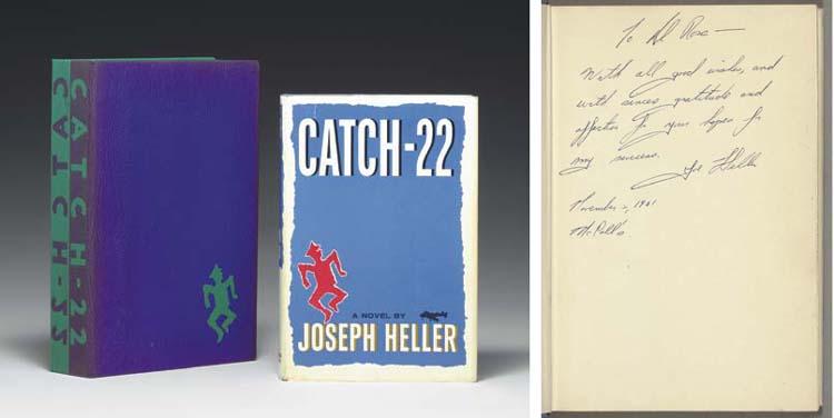 HELLER, Joseph (1923-1999). Ca