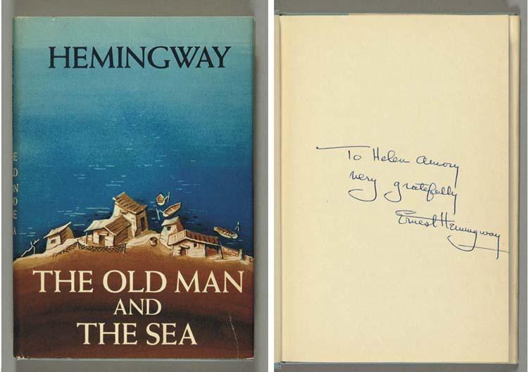 HEMINGWAY, Ernest.  The Old Ma