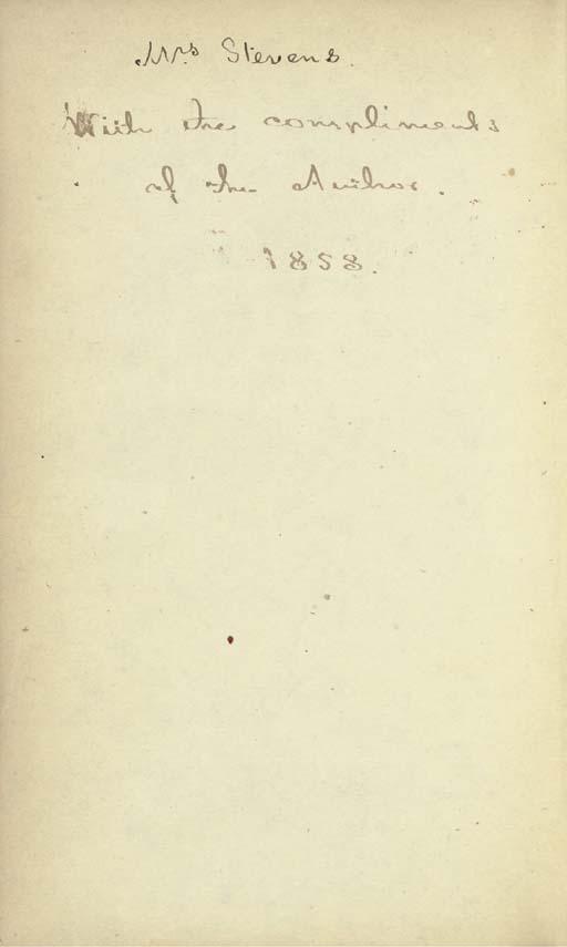 LONGFELLOW, Henry Wadsworth (1