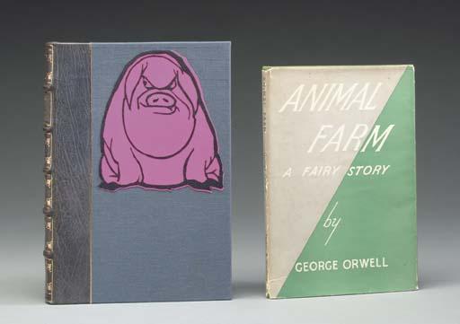ORWELL, George (1903-1950).  A