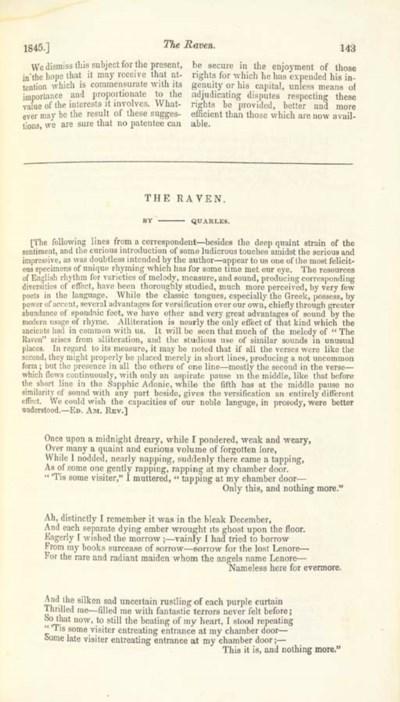 POE, Edgar Allan. (1809-1849).