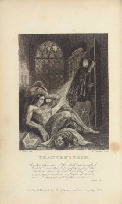 SHELLEY, Mary Wollstonecraft (
